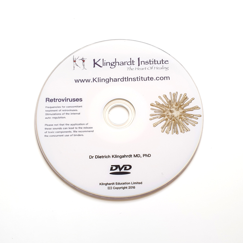 Retro V Diagnostic DVD